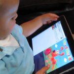 OMS: Bebés menores de un año no deben ver TV ni celulares