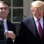Brasil: Bolsonaro afirmó que consultará al Congreso cómo procedersi hay invasión a Venezuela