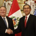 EEUU felicita al Perú por su liderazgo en su lucha contra la corrupción