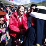 Cusco: Ejecutivo dialoga en Yavi Yavi con Fuerabamba y minera