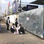 Clausuran terminal de buses interprovinciales en Atocongo