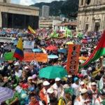 Colombia: Iván Duque se enfrenta este jueves a su primer paro nacional por la reforma laboral (VIDEO)