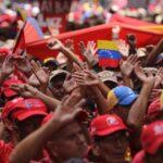 Venezuela abandona la OEA y lo celebra con una gran marcha en Caracas