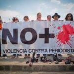 México: Miedo de periodistas persiste pese a protección gubernamental