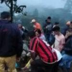 Colombia: Alud deja 17 muertos y 30 desaparecidos este Domingo de Resurrección (VIDEO)
