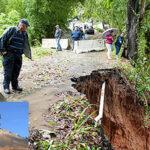 Ciencia: Hallan una explicación física de los deslizamientos de tierra y los volcanes