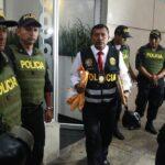 Policía detuvo a siete personas por caso Línea 1 del Metro de Lima