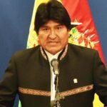Evo Morales condena enérgicamente intento de golpe de Estado en Venezuela