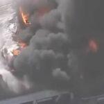EEUU: Perforación en tubería de gas  provoca explosión, un muerto y 17 heridos (VIDEO)