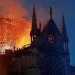 Notre Dame: Qué se ha salvado y qué se ha dañado en el incendio