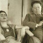 Venden por 35.000 dólares en Nueva York unas fotos inéditas de Frida Kahlo