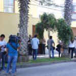 Alan García: Realizan diligencia en casa de exmandatario (VIDEO)