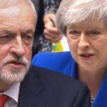 """Corbyn se muestra abierto a negociar con May un plan del """"brexit"""" conjunto"""