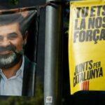 Candidato secesionista catalán pide unidad en rueda de prensa desde la cárcel (video)