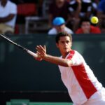 Copa Davis: El Salvador en 1ra jornada del Grupo II empata la serie ante Perú