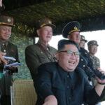 Corea del Norte: Kim Jong-un supervisó la prueba de una nueva arma táctica teledirigida