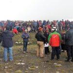 Cesan los bloqueos a la gran mina de cobre Las Bambas