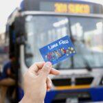 Corredor Azul: Comenzó pago de pasaje con tarjeta (VIDEO)