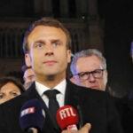 Presidente Macron:Vamos a reconstruir la catedral de Notre Dame todos juntos (VIDEO)