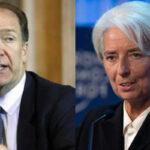 FMI y el Banco Mundial listos para ayudar a Venezuela cuandodefinan a qué gobierno reconocen