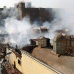 Mesa Redonda: Contaminación del aire por incendio aún es alta