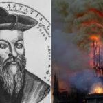 Francia: Aseguran que Nostradamus predijo el incendio de lacatedral de Notre Dame (VIDEO)