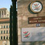 La OMC prevé una desaceleración del comercio mundial en 2019