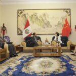 Perú y China negocian mejoras en Tratado de Libre Comercio firmado en el 2009
