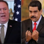 """Pompeo afirmó que Maduro representa """"verdadera amenaza"""" para seguridad de EEUU"""