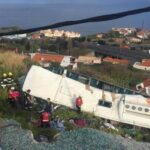 Al menos 28 muertos, la mayoría alemanes, en accidente de autobús en Madeira