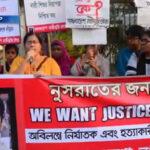 Bangladesh:Queman viva a colegiala por denunciar a su director deacoso sexual (VIDEO)