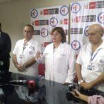 Ministra de Salud informó que salud de Alan García era crítica (VIDEOS)