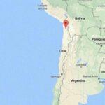 Un sismo de magnitud 5.1 sacude tres regiones del norte de Chile