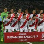 Sub 17: Perú vs. Ecuador este jueves por la cuarta jornada del hexagonal final