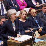 """Reino Unido: May solicita una extensión del """"brexit"""" hasta el 30 de junio"""
