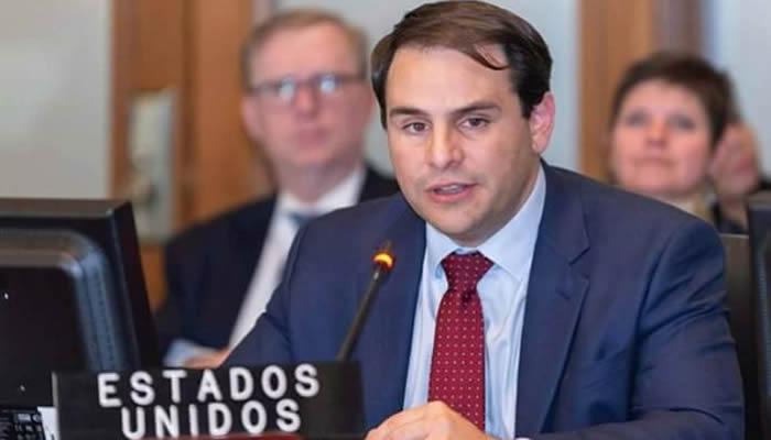 Busca EUA dar acceso al representante de Guaidó a la OEA