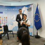 Unión Europea y líderes escolares dialogan sobre educación en igualdad