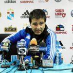 Sub 17: Claudio Vivas lamenta la eliminación de Perú
