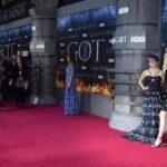 """Nervios y emoción marcan estreno de la última temporada de """"Game of Thrones"""" (video)"""