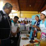San Martín: Con visitas domiciliarias prevén reducir anemia
