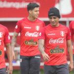 Selección peruana: Renato Tapia se incorpora a los entrenamientos de la bicolor