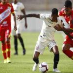 Liga 1- Perú: Universitario iguala 1-1 con Sport Huancayo y se aleja de la punta