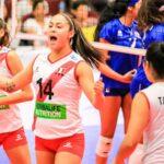 Copa Panamericana de Vóleibol Sub 18: Perú campeón al ganar a Puerto Rico 3-0