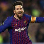 Lionel Messi cierra la Liga con doblete y acaricia una sexta Bota de Oro