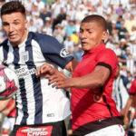 Alianza Lima vence 3-2 a FBC Melgar en Matute por la fecha 13 de la Liga 1