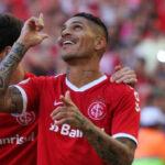 Brasileirao: Paolo Guerrero anota en triunfo del Inter al Flamengo por la fecha 2