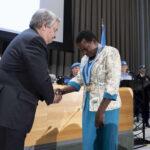 """""""Cascos azules"""": La ONU recuerda a sus héroes caídos en la lucha por la paz"""