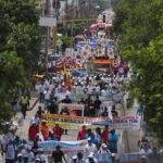 1 de Mayo: Trabajadores se manifiestan en todo el mundo