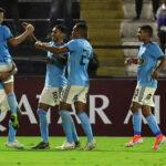 Copa Sudamericana: Sporting Cristal en octavos de final al golear 3-0 Unión Española