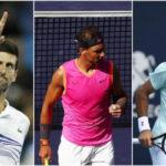 Mutua Madrid Open: Djkovic persiste, Federer sufre y Nadal acecha